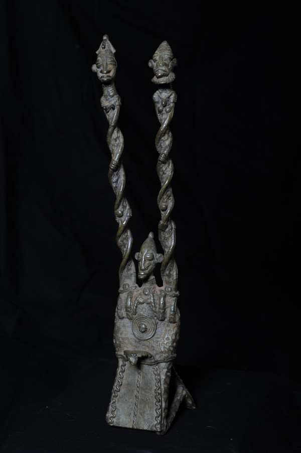 """Dogon Statue """"Wounou Wounou"""""""