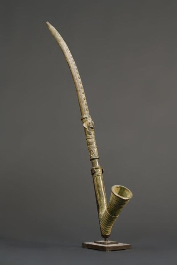 Smoking Pipe Cameroon