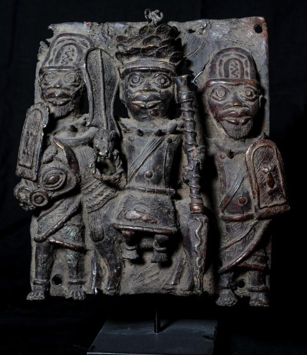 Small Benin Relief