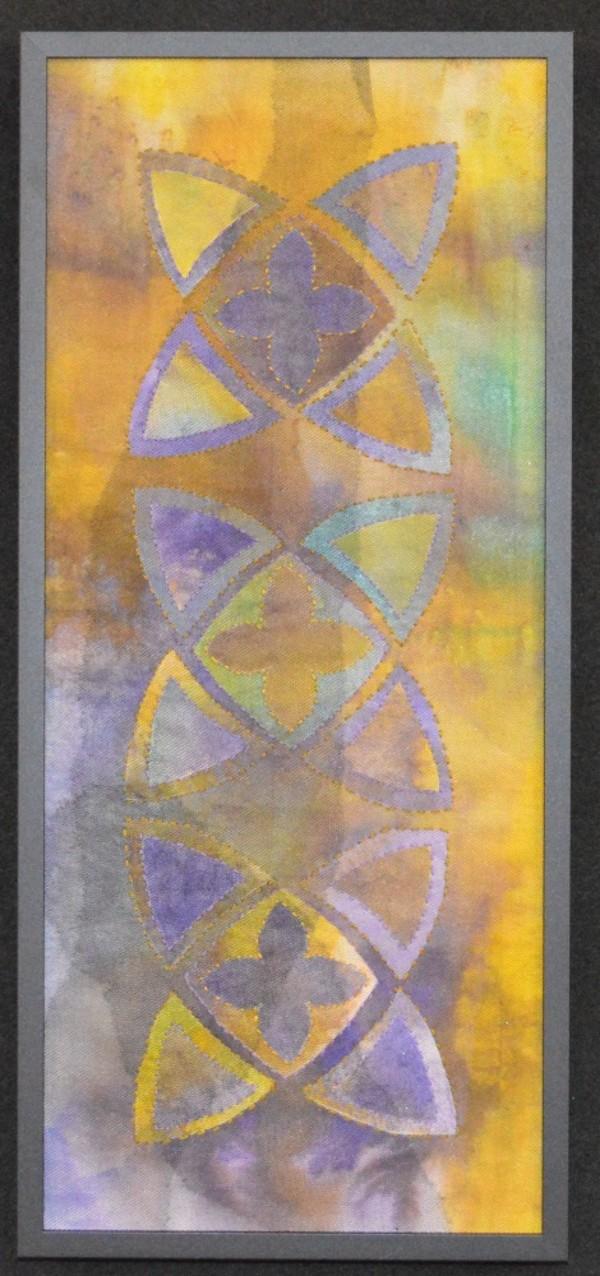 Antique Tiles by Susan Purney Mark