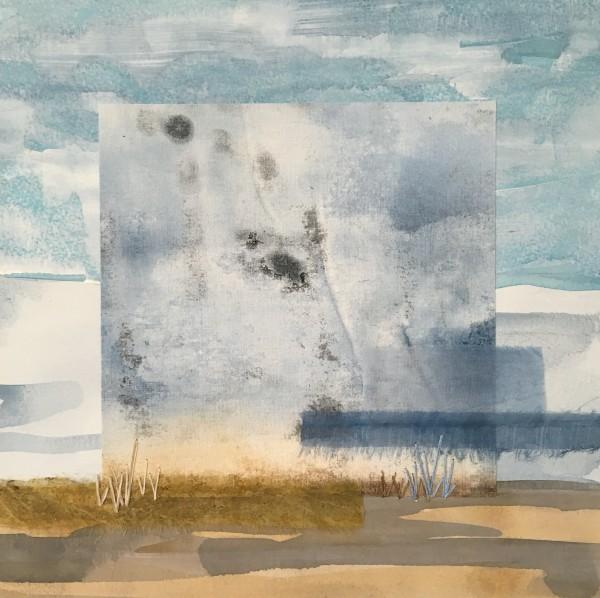 Crossing Swanson Channel by Susan Purney Mark