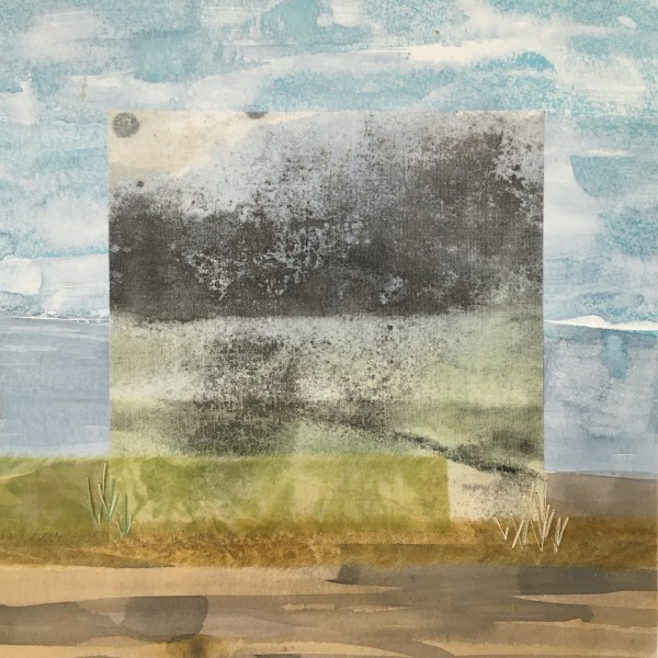 North from Shingle Bay by Susan Purney Mark