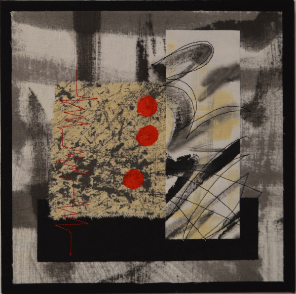 Notations #10 by Susan Purney Mark