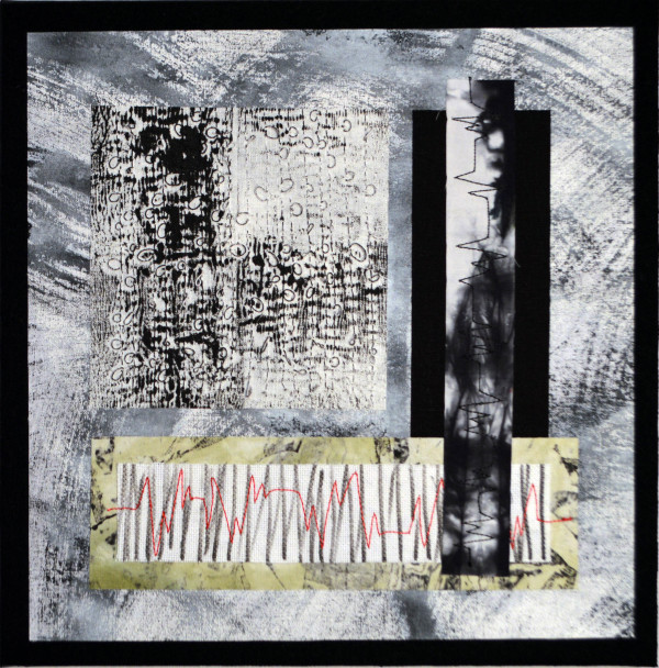 Notations #21 by Susan Purney Mark
