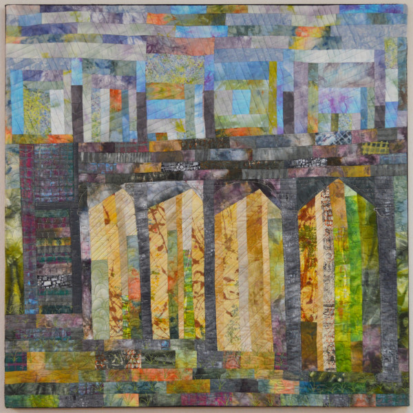 Ruins at Ephos by Susan Purney Mark