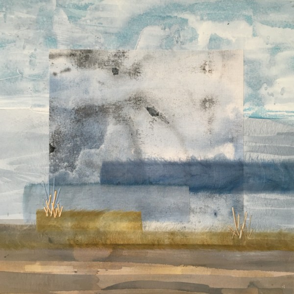 Towards Navy Channel by Susan Purney Mark