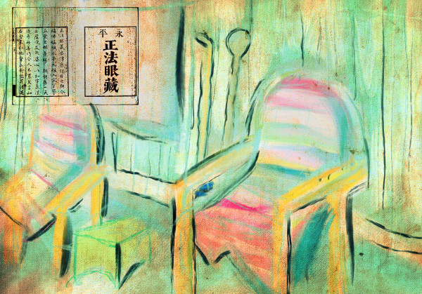 Outside Chairs by Mitch Greer