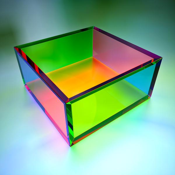 Glass Box by Ronald Davis