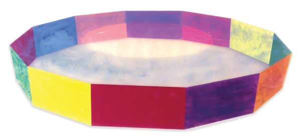 Inside Light by Ronald Davis