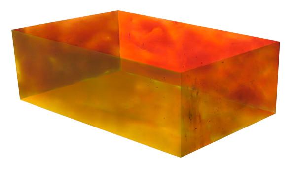 Three Box - G by Ronald Davis