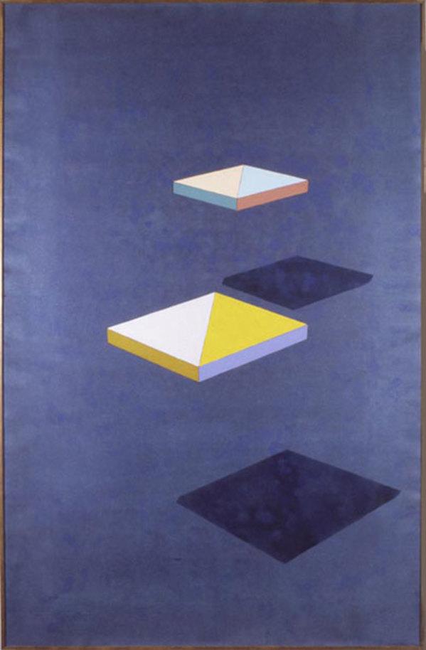 Lander by Ronald Davis
