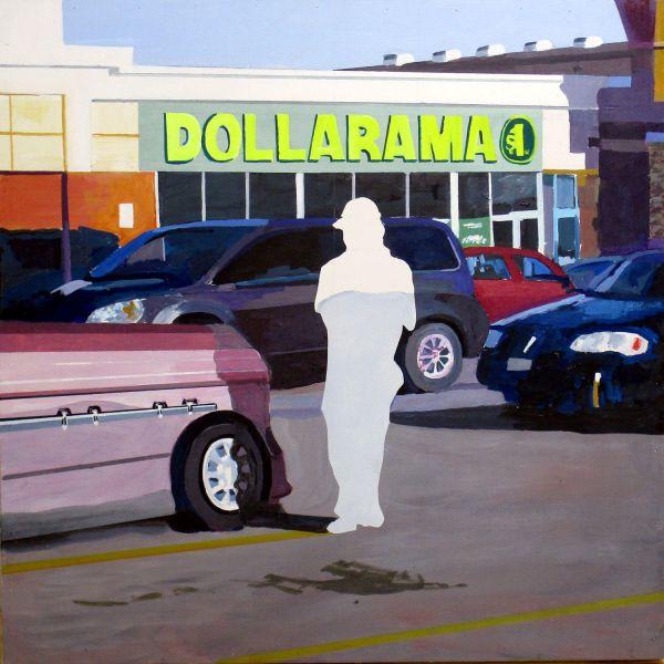 James Kershaw的《停车场》(Parking Lot)