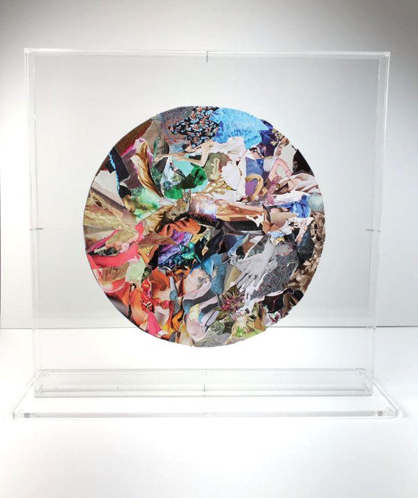 Untitled I (Circle series) by Nina Fraser