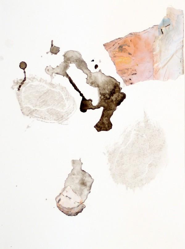 Contemplating Islands I, II by Nina Fraser