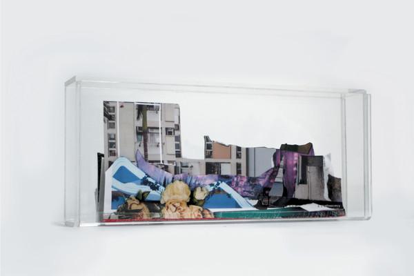 Found Landscape VIII by Nina Fraser