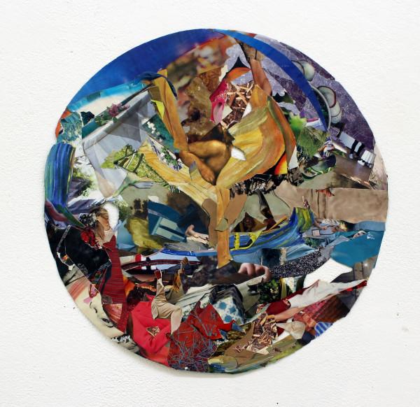 Untitled II (Circle series) by Nina Fraser