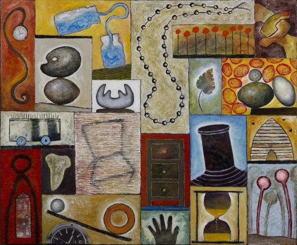 Balancing Act by Barbara Fisher