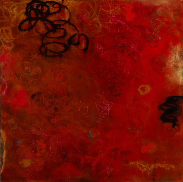 Seeing Red by Barbara Fisher