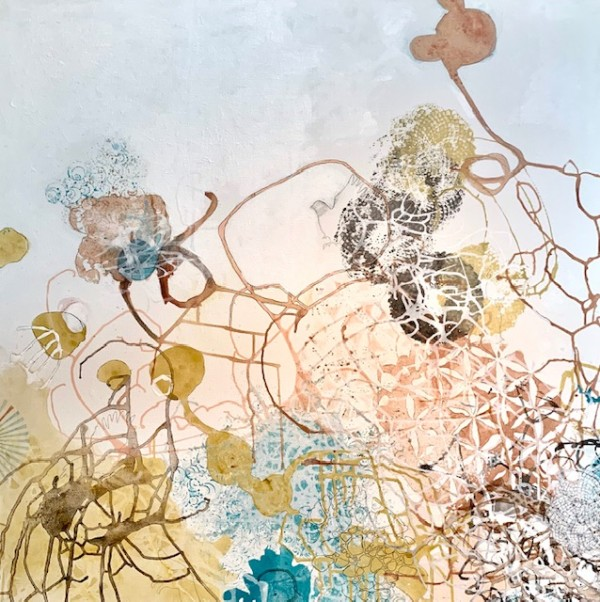 Tangle 31 by Barbara Fisher