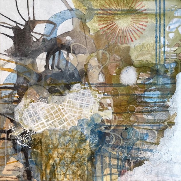 Colligation.2 by Barbara Fisher