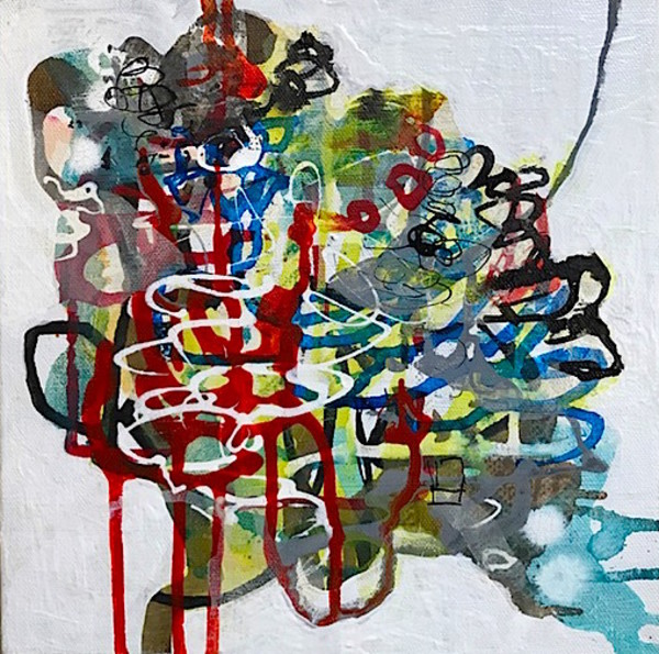 Thought Knot.1 by Barbara Fisher