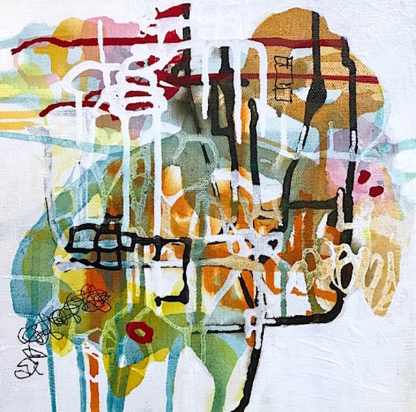 Thought Knot.2 by Barbara Fisher