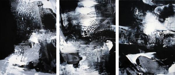 CIMMERIA TRIPTYCH by Diane McGregor Studio
