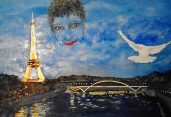 Sous le Ciel de Paris by Ruth McMillin