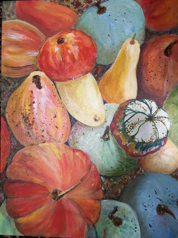 Pumpkin Festival by Ruth McMillin