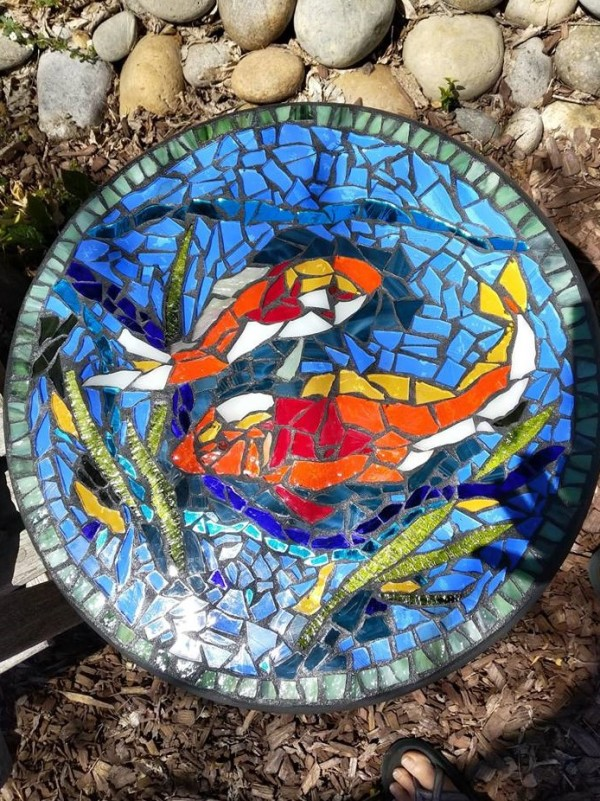 Pond by Ruth McMillin