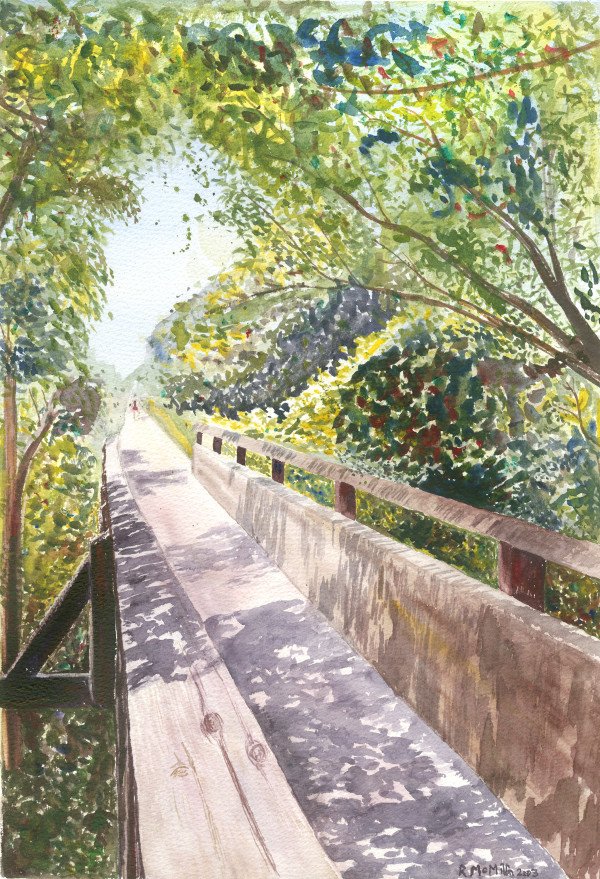 Lafayette Path by Ruth McMillin