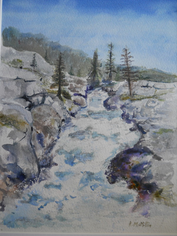 Emigrant Wilderness by Ruth McMillin