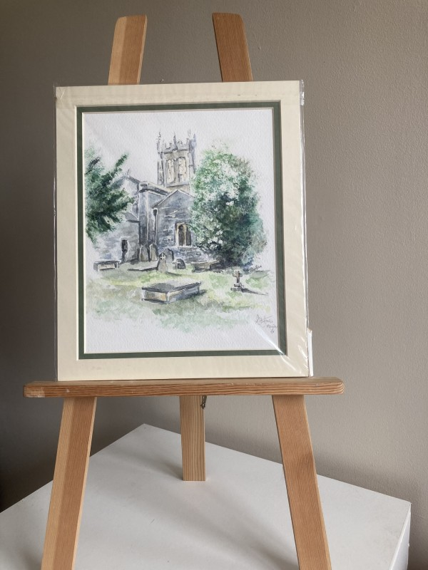 St Mary's church, Charminster by Ally Tate