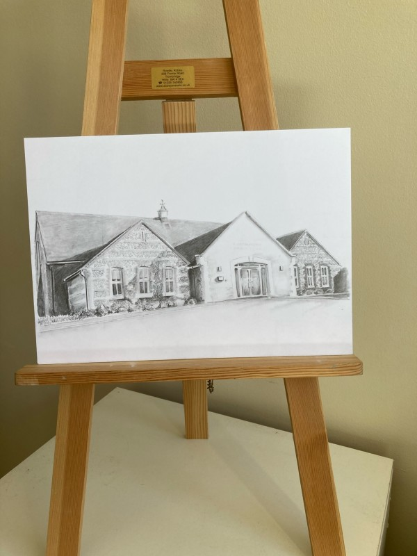 Charminster New Village Hall by Ally Tate