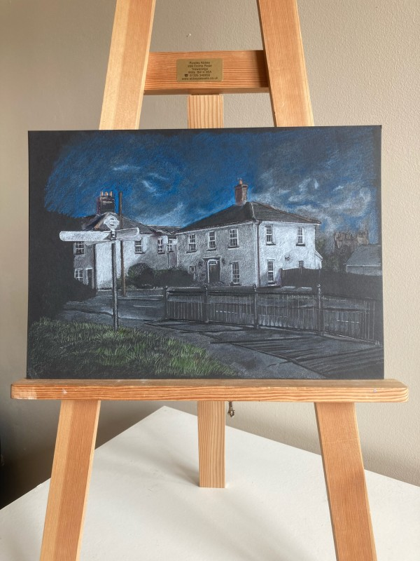White House in Charminster by Ally Tate