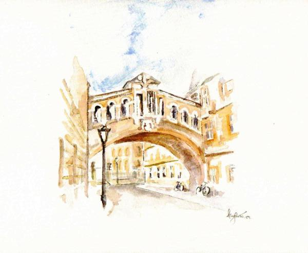 Oxford by Ally Tate