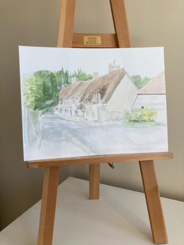Charminster Cottage West Hill by Ally Tate