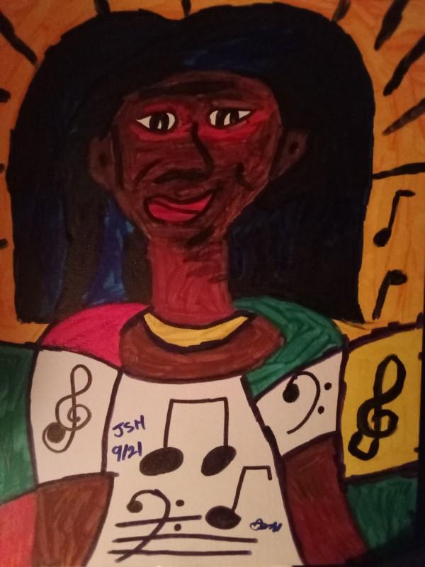 Jonny's Melody by Jonathan Sammuel Harrold
