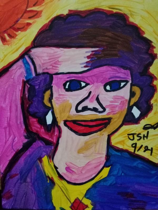 Patti's Harmony by Jonathan Sammuel Harrold