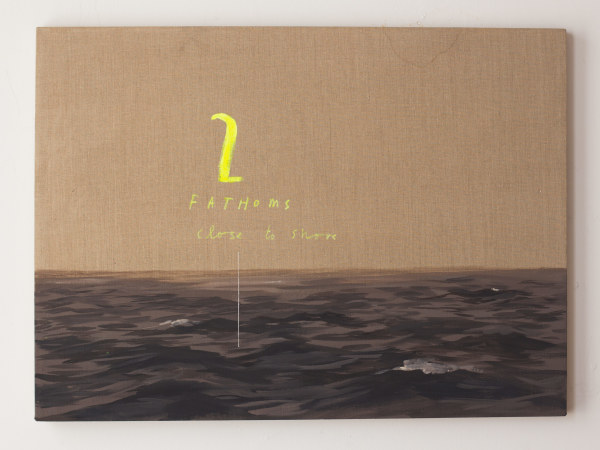 2 Fathoms (Close to Shore) by Oliver Jeffers