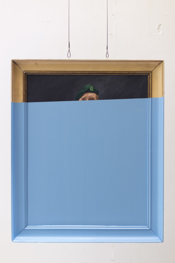 Dipped Painting No. 18 by Oliver Jeffers