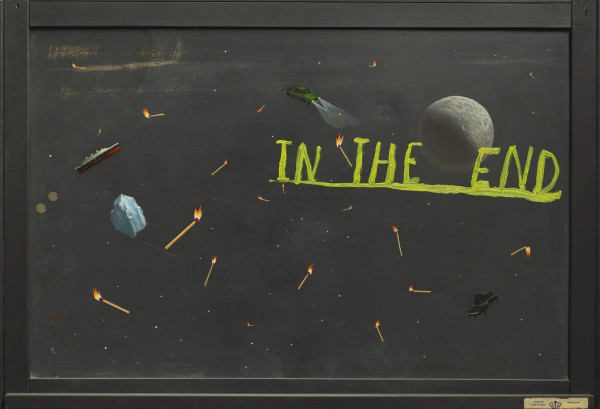In the End by Oliver Jeffers