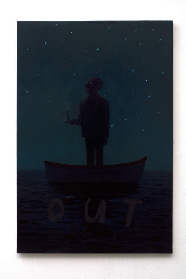 (Out There) by Oliver Jeffers