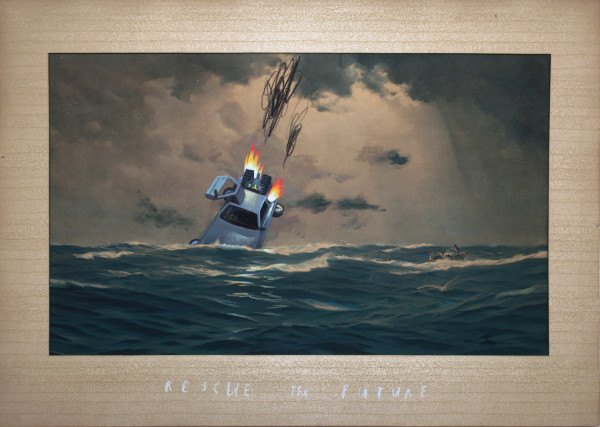 Rescue the Future by Oliver Jeffers