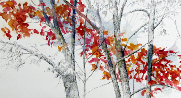 Autumn Bright by Paula Ensign