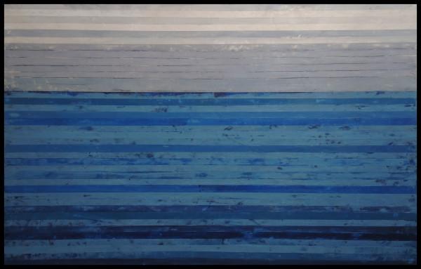 Bay Painting by Graceann Warn