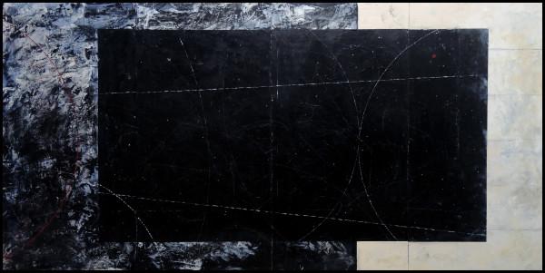 Cosmic Structure 2 by Graceann Warn