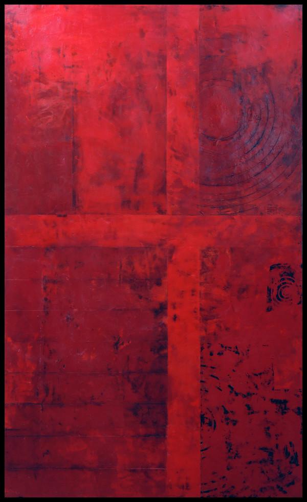 Red Cross by Graceann Warn