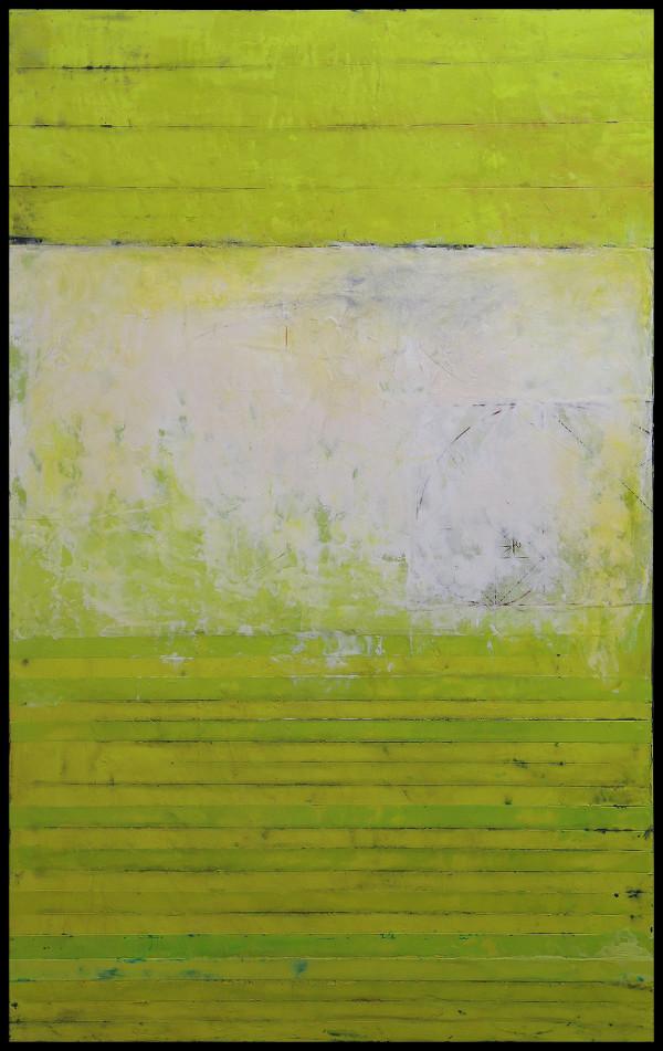 Lime Wall by Graceann Warn