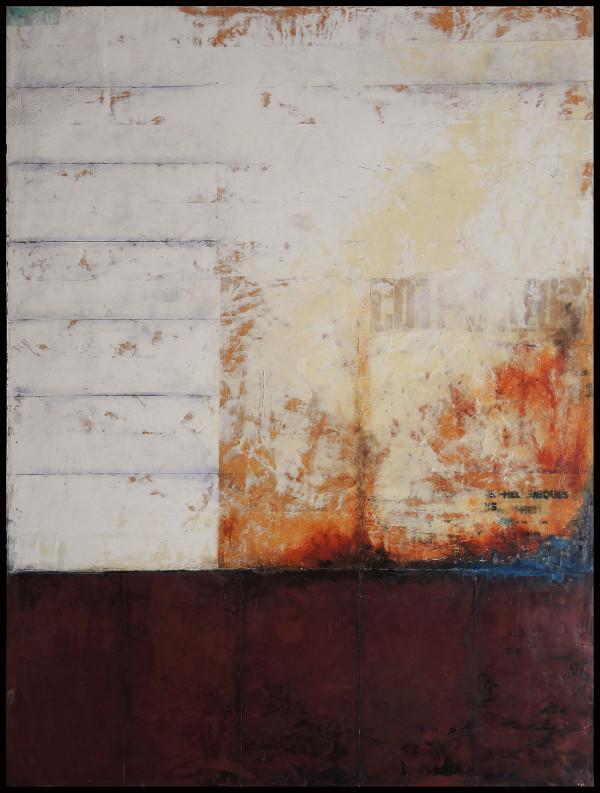 Parete 2 by Graceann Warn